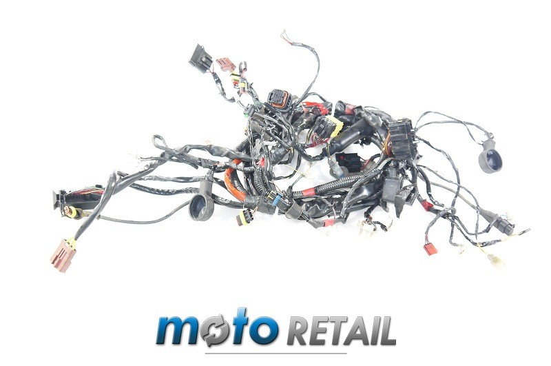 Fantastic 05 Piaggio Vespa Gts 250 Ie Wiring Harness Cables Loom Wiring Digital Resources Remcakbiperorg