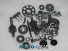 1997 KTM 620 EGS Adventure LC4 Engine gear box 640