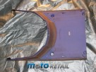 Yamaha CT 50 Front footrest fairing plastic floor cowl