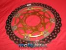 04  Kawazaki ZX 10 Front brake disc rotor