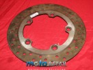 04 14 Yamaha R1 5VY Rear brake disc rotor