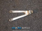 01 Yamaha R1 5JJ Rear passenger left footrest support