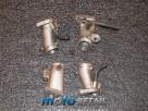 96 Yamaha GTS 1000 Engine  Einspritzanlage inlet intake pipes stubs injec