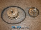93 Yamaha BWS CW 50 Eassy Clutch carrier assy gear primary drive and vbelt