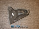 88 Suzuki DR 750 S Big Rear passenger left footrest support bracket