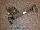 94 Suzuki DR 650 Right fork leg suspension tube support bracket