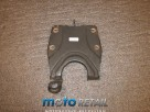 88 Suzuki DR 750 S Big Rear fuel petrol gas tank joint bracket support