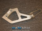 90 Kawasaki KLR 650 tengai Rear passenger left footrest support bracket holder