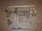 97 Honda ST1100 Pan European Engine frame support bracket shaft bolts