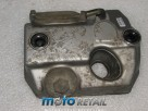99 Honda xl600v transalp Rear engine cylinder head cover guard