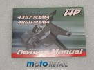WP Suspension owner's manual for 4357 4860 mxma front fork 53000053